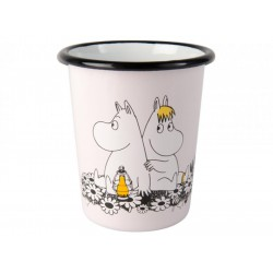 Moomin RETRO Tumbler Together Forever 4 dl