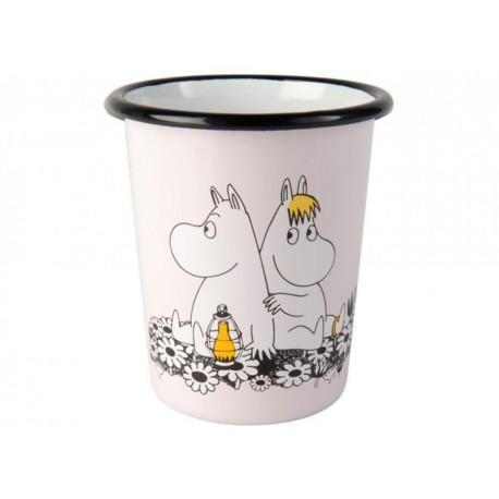 Moomin RETRO Tumbler Together Forever 4 dl