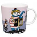 Moomin Mug Too-ticky violet 0,3 L