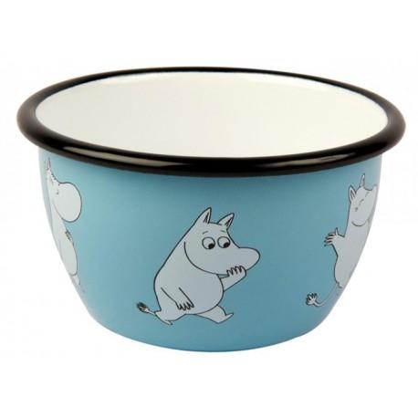 Moomin RETRO Bowl Moomintroll 6 dl