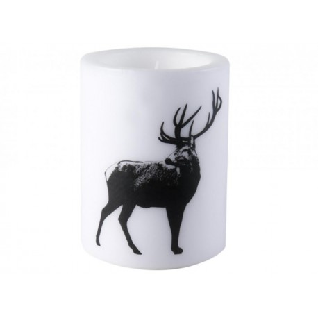 Muurla NORDIC Table Candle Deer 12 cm