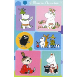 Moomin Stickers