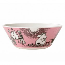 Moomin Bowl Love 19cm