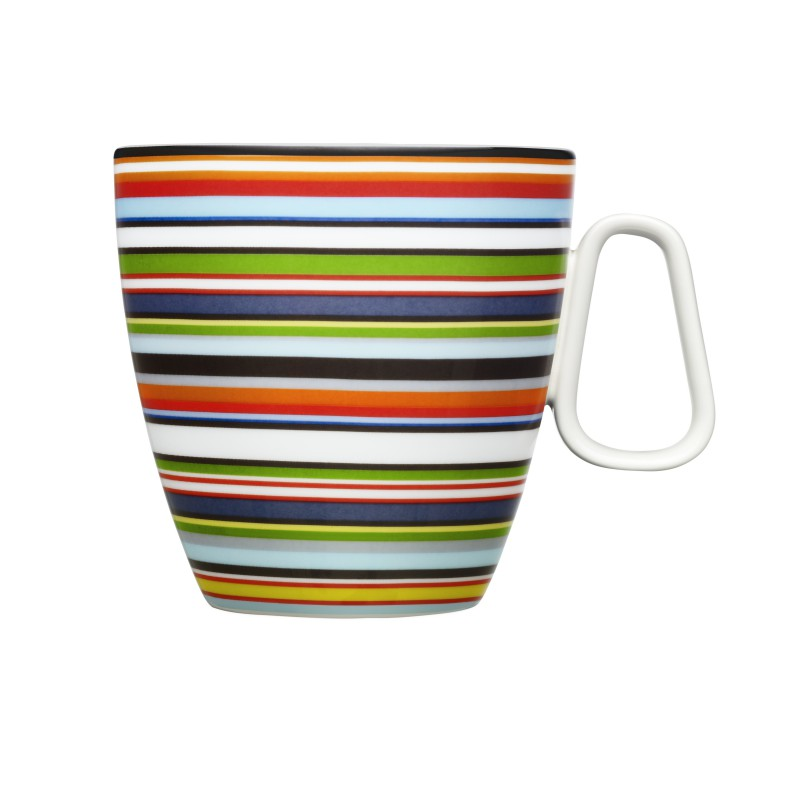IITTALA Origo Orange Mug 0,40 L FINLAND
