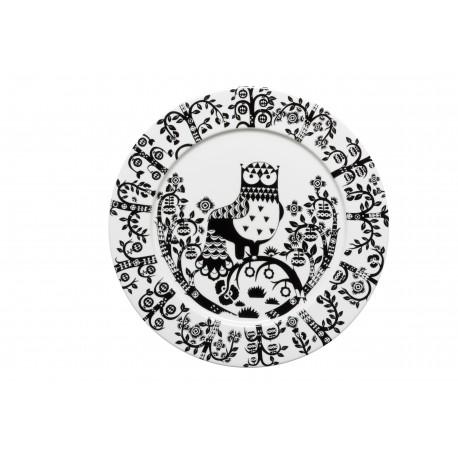 IITTALA Taika Plate 30 cm black