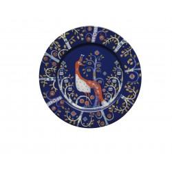 IITTALA Taika Plate 22 cm blue