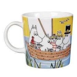 Moomin Mug Sailing With Nibling And Tooticky (2014)