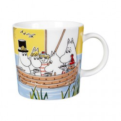 Moomin Mug Sailing With Nibling And Tooticky (2014)