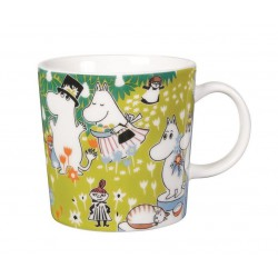 Moomin Mug Tove's Jubilee 100 Years Anniversary Celeb (2014)