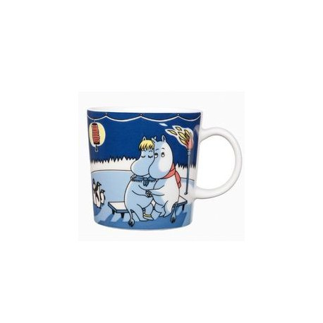 Moomin Mug Winter Bonfire (2008)