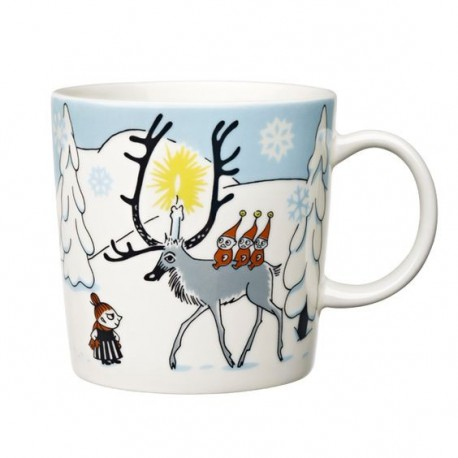 Moomin Mug Winter Forest (2012)