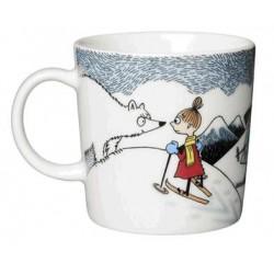 Moomin Mug Skiing With Mr. Brisk (2014)