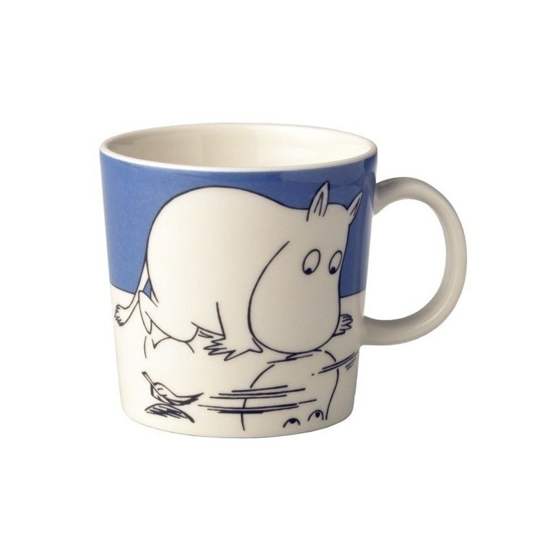 Moomin Mug Moomin On Ice (1999-2012)