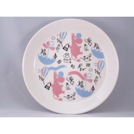Moomin Plate Stockmann 19 cm