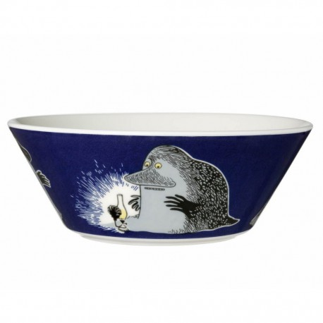 Moomin Bowl The Groke 15cm
