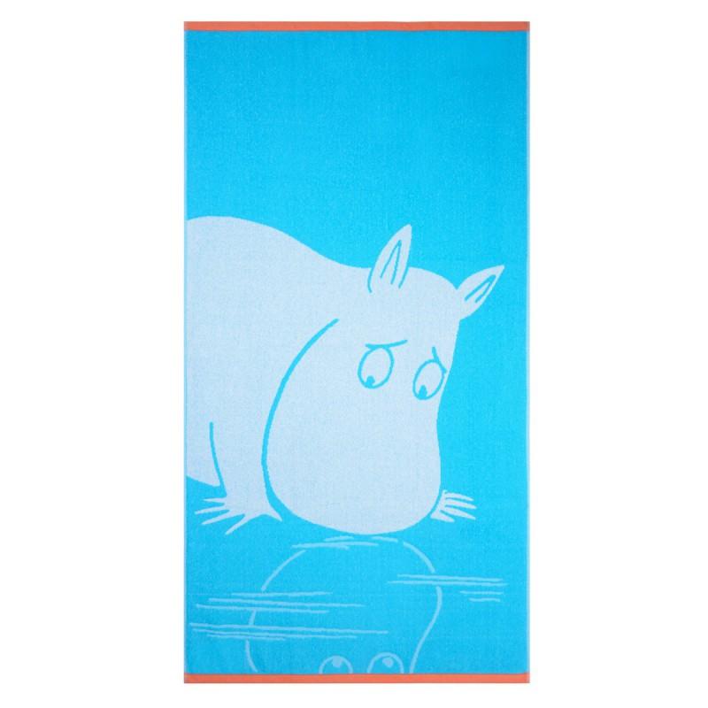 Finlayson Bath Towel Moomintroll 70x140 cm