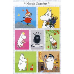 Moomin Characters Stickers 350790