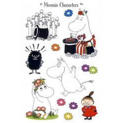 Moomin Characters Stickers 350792