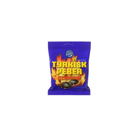 Tyrkisk Peber Original 150g bag x 24 psc