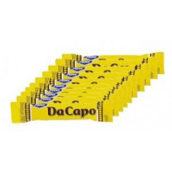 DaCapo chocolate countline 20 g x 10
