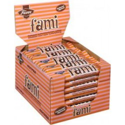 Fami chocolate countline 32g x 35