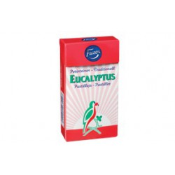 Eucalyptus 38g throat pastilles x 4 pcs