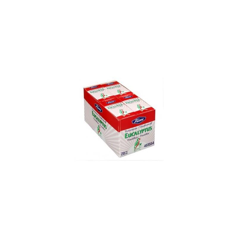 Eucalyptus 38g throat pastilles