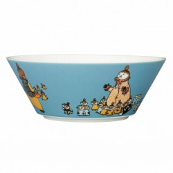 Moomin Bowl Mymble's mother 15cm