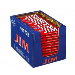 Jim filled chocolate countline 14g x 70 pcs