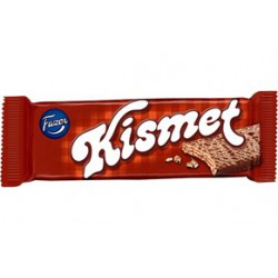 Kismet chocolate wafer 55g x 5 pcs