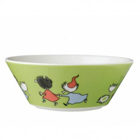Moomin Bowl Thingumy & Bob 15cm