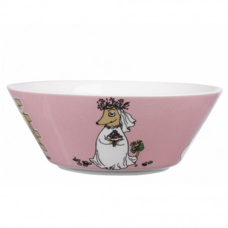 Moomin Bowl The Fuzzy15cm