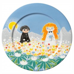 Moomin Friendship Dish 30 cm
