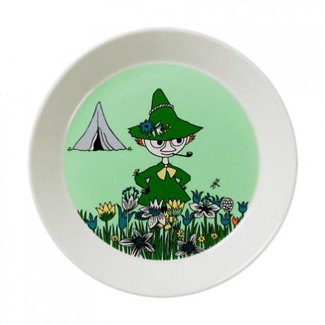 Moomin Bowl Snufkin green 15cm