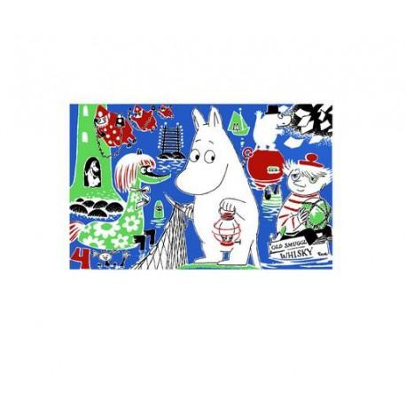 Moomin Poster Comic 4 24x30 cm