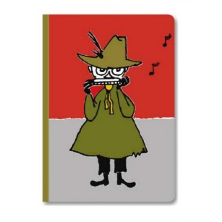 Moomin Exercise Notebook Snufkin 18x25,5 cm