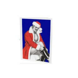 Tom of Finland Christmas Card with envelope