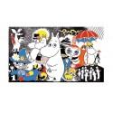Moomin Poster Comic 1 24x30 cm