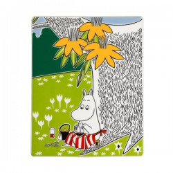Moominmamma Deco Tree Wall Tile