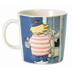 Moomin Bowl Too-ticky blue 15cm
