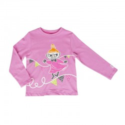Moomin Little My Violet Shirt