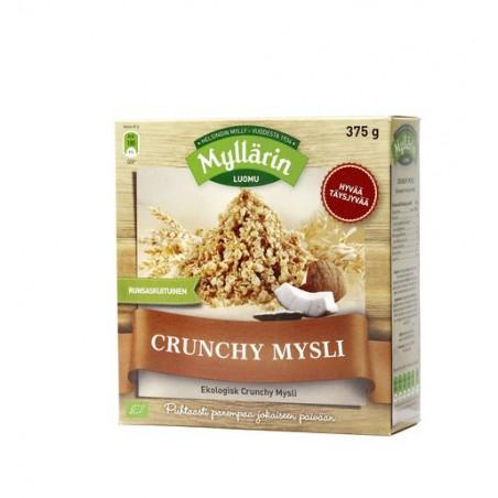 Myllärin 375g Organic Crunch Muesli