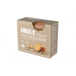 Annas Piparkakku / Gingerbread Almond 300g