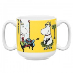 Moomin Role play tableware set for children