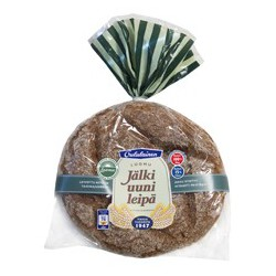 Oululainen jälkiuunileipä / Organic Ryebread 300 g