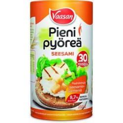 Vaasan Pieni Pyöreä Sesame thick crsp bread 250 g