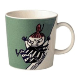 Moomin Mug Little My Green (1999-2008, 2011)