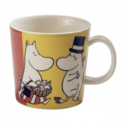 Arabia Moomin Mug Family (2002-2010)