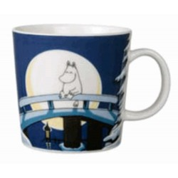 Moomin Mug Winter Night (2006)