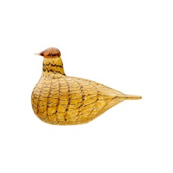 Iittala Birds by Toikka Summer grouse 110 x 150 mm